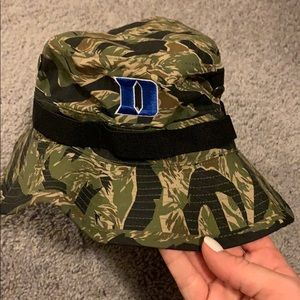 Nike Camo Duke bucket hat